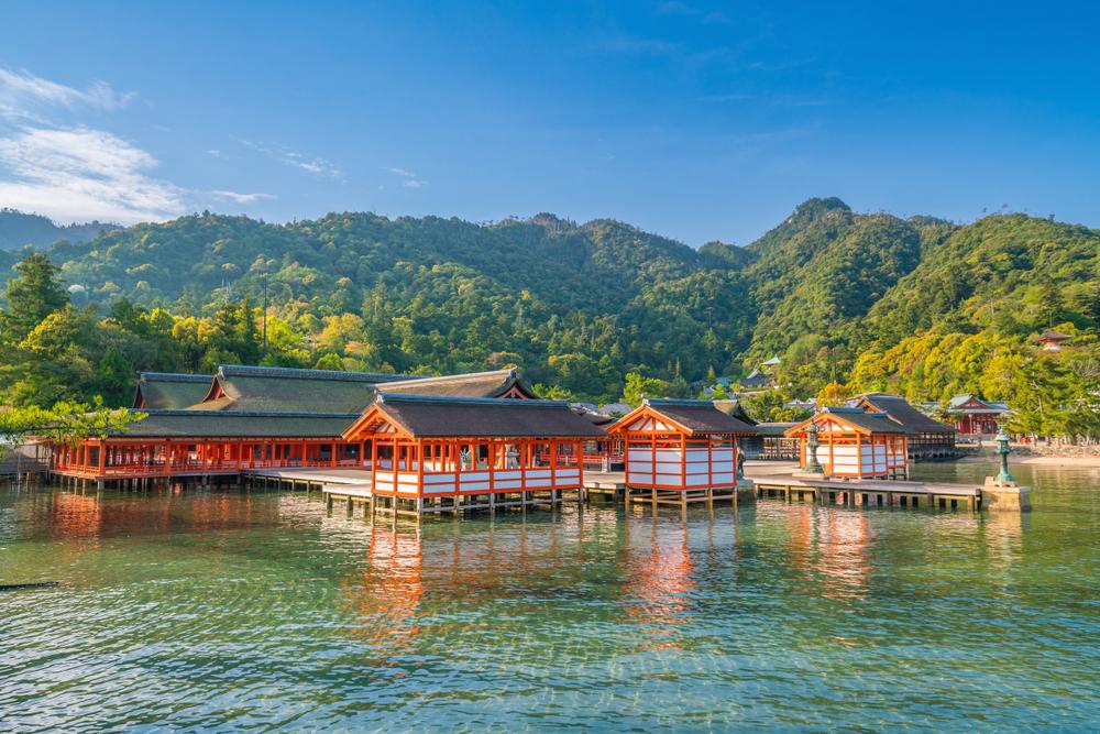 パワースポットは日本の素晴らしい絶景と最強な神社のコラボがオススメ!