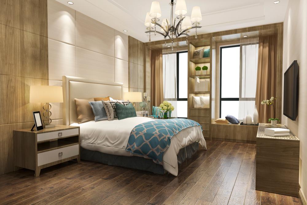 風水で寝室大改造!開運のコツは色が大切なポイント
