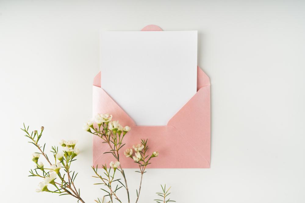 手紙を書くのは心理的なこと?異性に手紙を書く時に大切なこと