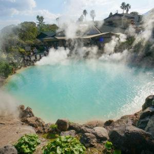 温泉で運気アップする方法・開運効果がある温泉の選び方について